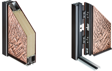 Groke front doors allow optimum thermal insulation values  sc 1 th 179 & Premium copper doors - made in Germany - Groke